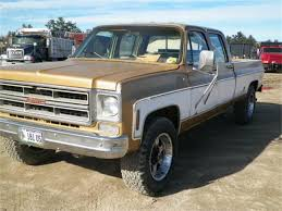 1976 GMC 2500 For Sale | ClassicCars.com | CC-1116171 Ebay Buy Of The Week 1976 Gmc 1500 Pickup Brothers Classic Photo Gallery Lbz Pull Truck Chevy Lifted Blue Gmc Trucks Accsories And Royal Purple To Host Revealing Of Squarebody Syndicates Indy 500 Sierra Same As C10 Big Block West Coast Chevrolet Brochures Suburban Rally C3500 For Sale 106053 Mcg Brigadier Grain Truck Item Ay9559 Sold May 9 A 9500 Cventional Sales Brochure Sale Classiccarscom Cc1117029