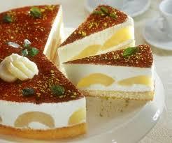 quark birnen kuchen