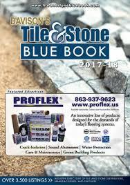 Rbc Tile And Stone Overland Park Ks by 2017 18 Tile U0026 Stone Blue Book By Davison Publishing Issuu