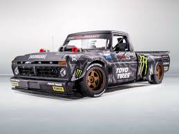 100 Ford Chief Truck Ken Blocks New Hoonitruck Is A FireBreathing 900HP Vintage