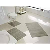 bath 2 x läufer teppich badematte badezimmer matte