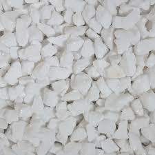 Snow White Northern Marble Terrazzo Aggregates