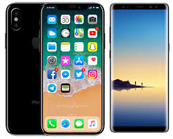 Apple May Launch Galaxy Note 8 Sized iPhone With 6 4 Inch OLED