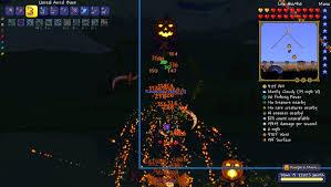 Pumpkin Moon Terraria by Psa Aerial Bane Betsy Drop Literally Tears Through The Spooky