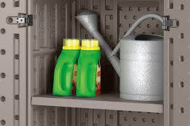 Suncast Plastic Garage Storage Cabinets by Garage Cabinet Shelf Suncast Corporation