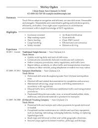 Bus Driver Resume Template Format For Post S Delivery Objective Examples School Templates Medium