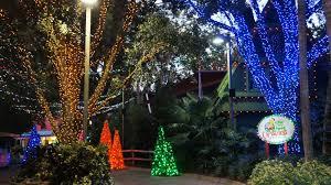 Busch Gardens Halloween by Busch Gardens Tampa Trip Report December 2013 Christmas Town