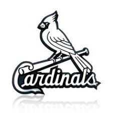 Louis Cardinals Coloring Pages