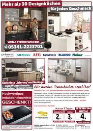 exklusiver küchen sonderverkauf im juli möbelhof adersheim