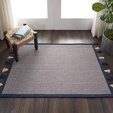 nourison dws06 otto area teppich marineblau 70 x 120 cm