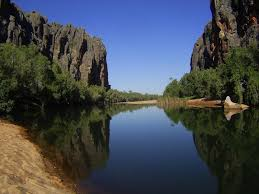 Gorge by Windjana Gorge Explore Parks Wa Parks And Wildlife Service