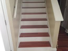 Santos Mahogany Flooring Home Depot by Install Engineered Wood Flooring Stairs Gallery Home Flooring Design