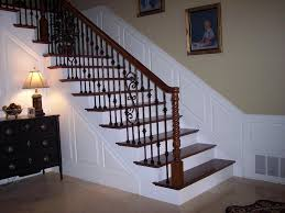 Modern Stair Rails Banisters — Home Design Ideas : Modern Stair ... Best 25 Modern Stair Railing Ideas On Pinterest Stair Contemporary Stairs Tigerwood Treads Plain Wrought Iron Work Shop Denver Stairs Railing Railings Interior Banister 18 Best Jurnyi Lpcs Images Banisters Decorations Indoor Kits Systems For Your Marvellous Staircase Wall Design Decor Tips Rails On 22 Innovative Ideas Home And Gardening