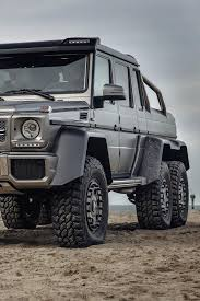 "Vistale: ""Mercedes G63 6x6 
