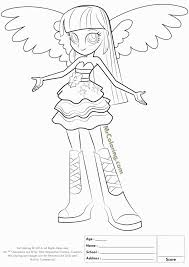 Twilight Sparkle Equestria Girl Coloring Pages Awesome Coloriage De