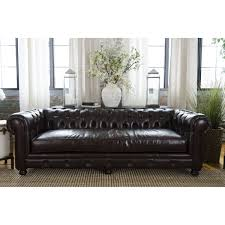 Bernhardt Foster Stationary Sofa by Leather Sofa At Carolina Rustica