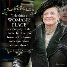 Relive Downton Abbey With These 39 Amazing Dowager Countess Quotes