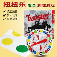 Newest Twister Board Game English Version Party Family Send Instructions With Free Shipping