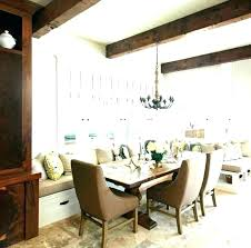 Dining Room Booths Booth Set Sets Modern