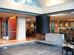 san francisco slate tile fireplace living room contemporary with