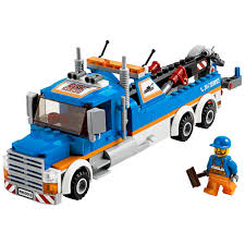 100 Towing Truck Games LEGO City Tow 60056 1800 Hamleys For Toys And