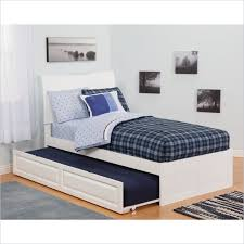 White Twin Bed with Trundle and Drawers Wonderful Idea Twin Bed