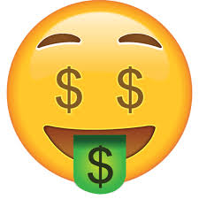 Download Money Face Emoji