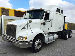 2003 International 9200i SBA Eagle Sleeper Highway Truck For Sale ...