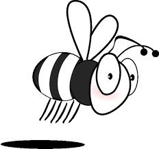 Coloring Page Bee Animals 13