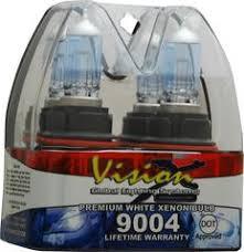 vision x white halogen headlight bulbs