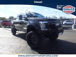 New White 2019 Ford Super Duty F-250 SRW Stk# HB19833 | Ewald's ...
