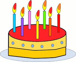 clipart birthday cake