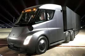 100 Rig Truck Makers Rev Up For Rollout Of Electric Big Rigs Business