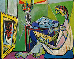 Pablo Picasso Famous Paintings A Muse