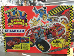 Crash Test Dummies Crash Car Rogue Toys