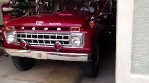 1965 Ford Fire Truck - YouTube
