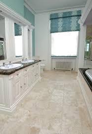 lovely large floor tiles hexagon tile bathroom with blue