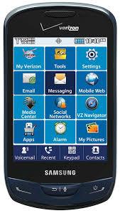 Samsung Brightside SCH U380 Verizon Touchscreen Slider Smart Phone