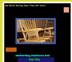 sam maloof rocking chair class sam maloof rocking chair plans hal 100 images 100 best