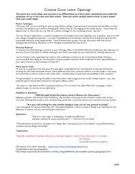 Cover Letter Introductory Paragraph Yun56co First