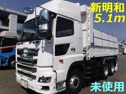 TRUCK-BANK.com - Japanese Used 61 Truck - HINO PROFIA 2KG-FS1EGA For ...