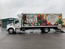 100 Bank Truck Food Of WNY Adds New Truck To Serve Niagara County WBFO