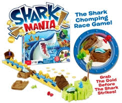 Spin Master Shark Mania Game Review