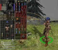 dungeon siege 2 mods dungeon siege heaven armor