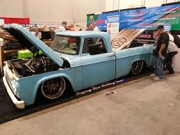 100 1962 Dodge Truck SEMA Show 2016 Arrived And Set Up DCM