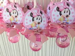 Baby Minnie Mouse Baby Shower Theme by Baby Minnie Mouse Baby Shower Supplies Lookup Beforebuying
