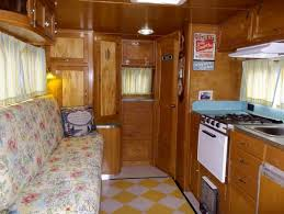 Man Rehabs Old Travel Trailer Into DIY Tiny House For Travels Photo Well Done Lovely