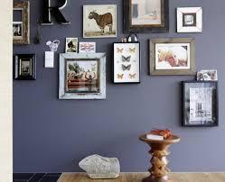 bilderwand deko idee mit kontrasten bild 2 schöner wohnen