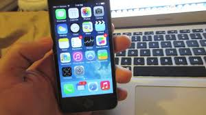 iPhone Unlock Status Check iOS 7