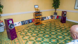 Vpi Flooring And Base by Axpona 2014 Zu Audio And Peachtree At The Top Of Their Game